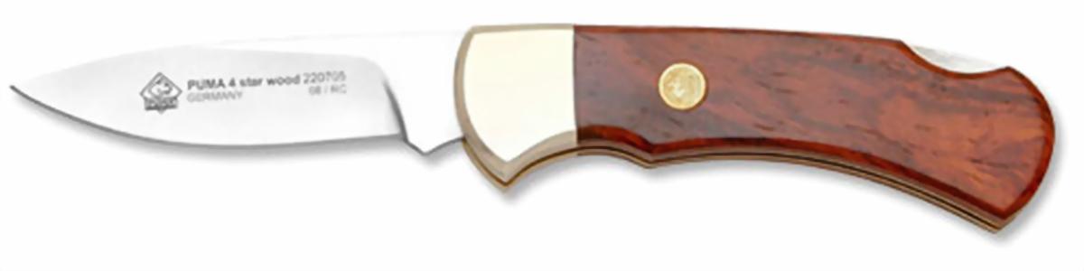 puma 4 star wood