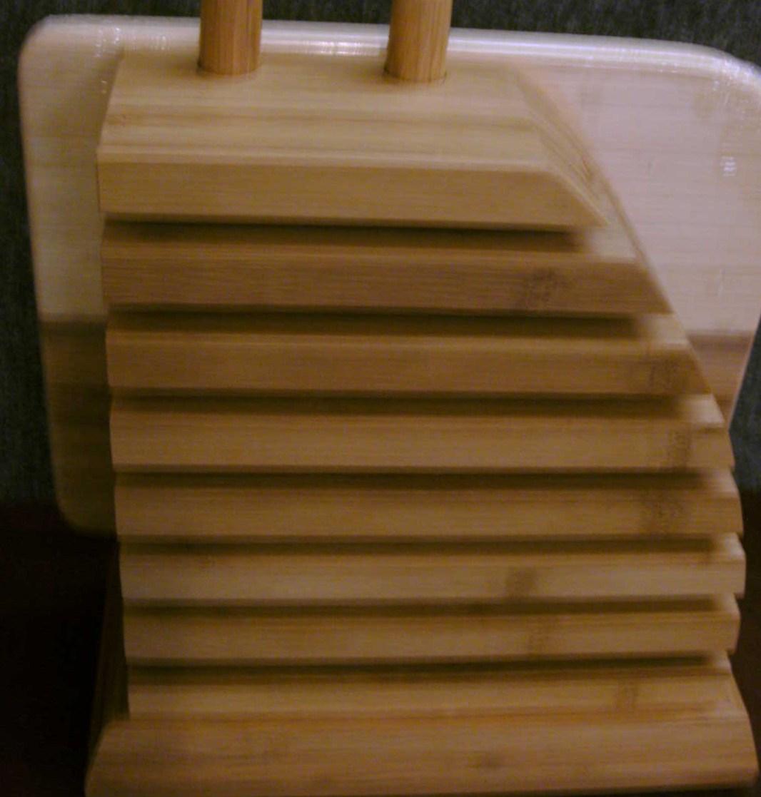 messerblock ohne messer wagner behrendt gbr. Black Bedroom Furniture Sets. Home Design Ideas
